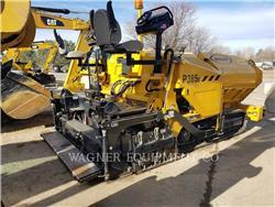 Weiler P385B, Finisseur, Équipement De Construction