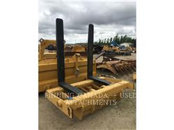Weldco Beales 980H, forks, Construction