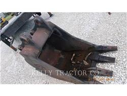 Werk-Brau 30 ROCK BUCKET FOR 318E EXCAVATOR NEW!!, bucket, Construction