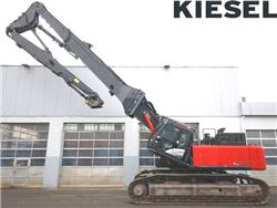 Hitachi KMC600-6, Demolition, Construction Equipment