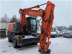 Hitachi ZX170W-5 B/ Arlandastad, Wheeled Excavators, Construction Equipment