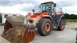 Hitachi ZW 250, Wheel Loaders, Construction Equipment