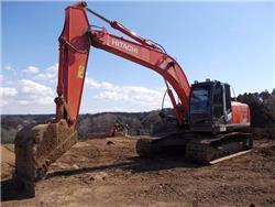 Hitachi ZX200LC-3, Crawler excavators, Construction