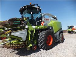CLAAS Jaguar 870 4 WD, Foragers, Agriculture