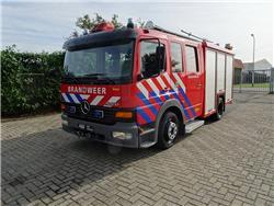 Mercedes-Benz Atego Ziegler, Fire trucks, Transportation