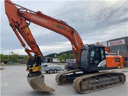 Hitachi ZX 290 LC-5, Crawler Excavators, Construction Equipment