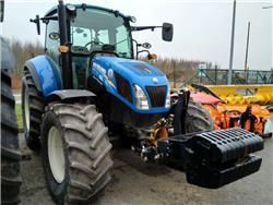 New Holland T 5.115 EC, Traktorid, Põllumajandus
