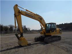 Komatsu PC200-8N1, Crawler excavators, Construction
