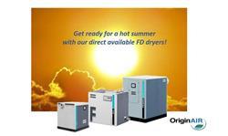 Atlas Copco FD, Compressed air dryers, Industrial