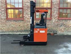 BT RR B 2, Skjutstativtruck, Materialhantering
