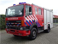 DAF AV75 Mostard  4x4, Fire trucks, Transportation