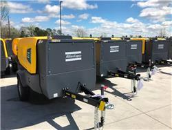Atlas Copco XATS 400 & XAS 440, Compressors, Construction