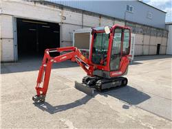 Yanmar SV16, Mini excavators < 7t (Mini diggers), Construction