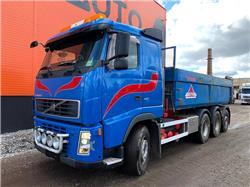 Volvo FH480 8x4 Euro5, Dump Trucks, Trucks and Trailers