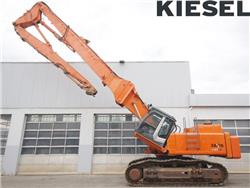 Hitachi ZX 520 LC D-3, Demolition, Construction Equipment