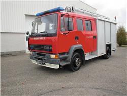 DAF 55-210 TI  Ziegler, Fire trucks, Transportation