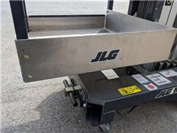 JLG 41AMDC, Vertical mast lifts, Construction