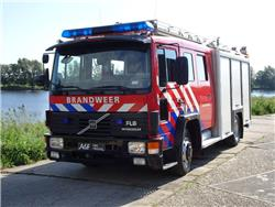 Volvo FL6-14 Ziegler, Fire trucks, Transportation