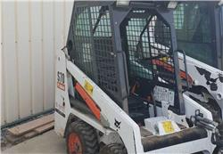 Bobcat s70, Skid Steer Loaders, Construction Equipment