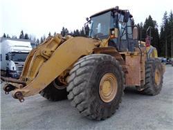 Caterpillar 980 H   / N, Pyöräkuormaajat, Maarakennus