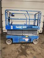 Genie GS 2646, Käärtõstukid, Ehitus