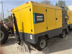 Atlas Copco XAVS 1000, Compressors, Construction