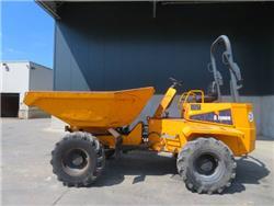 Thwaites 6 tonne (swivel), Mini Dumpers, Bouw