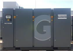 Atlas Copco GA 110 VSD, Compressors, Industrial