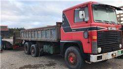 Scania 140, Tippbilar, Transportfordon