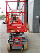 SkyJack SJIII 3220, Scissor lifts, Construction