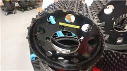 Valmet 360/Danfos, Skördaraggregat, Skogsmaskiner