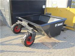 Bobcat 25 Hopper Dumping, Andet tilbehør, Entreprenør