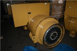 Kato Generator End 4P6.6 - 2000 kW - DPH 104294, Generator Ends, Construction