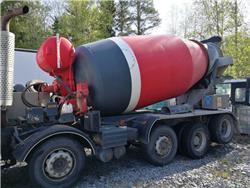 [Other] betoni pytty, Säiliöt, Kuljetuskalusto