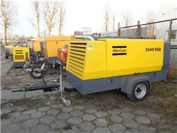 Atlas Copco XAHS 237, Compressors, Construction