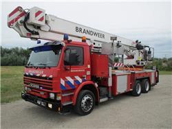 Scania P113 H  Bronto Skylift F24 HDT, Fire trucks, Transportation