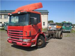 Scania P94, Raamautod, Transport