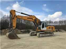 Liebherr R 954 C HD, Crawler excavators, Construction