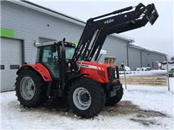 Massey Ferguson 7480 DYNA-VT, Tractors, Agriculture
