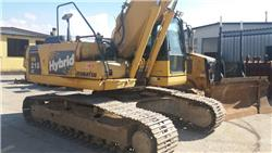 Komatsu HB 215 LC, Crawler Excavators, Construction Equipment