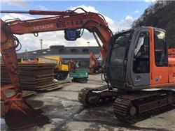 Hitachi ZX70, Midi excavators  7t - 12t, Construction