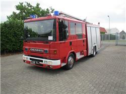 Dennis Rapier, Fire trucks, Transportation