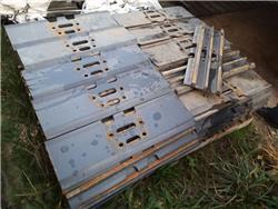 [Other] KOMATSU/HITACHI/DOOSAN/VOLVO/HUYNDAI PC300, Tracks, chains and undercarriage, Construction Equipment