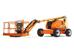 JLG 600AJ, Boom Lifts, Construction