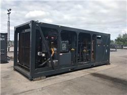 Atlas Copco B32-124/5000, Compressors, Construction