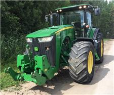 John Deere 8360 R, Tractors, Agriculture