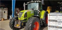 CLAAS ARION 640 CEBIS + FL + PTO, Traktorer, Lantbruk