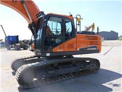 Doosan DX225-LC-5, Crawler Excavators, Construction Equipment
