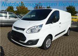 Ford Transit Custom KA L2/96kw /Trend/Klima/PTS/EU6, Lieferwagen, LKW/Transport