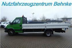 Iveco Daily 70C15/ 3Sitze/ Prit.5,24m/ AHK 3,5t/ Euro5, Pickup/Pritschenwagen, LKW/Transport
